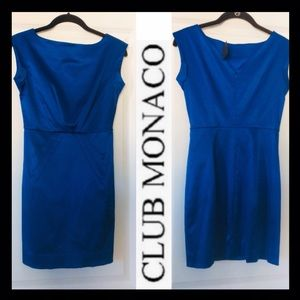 NWT CLUB MONACO Sheath Dress